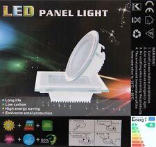 Innenraum-Leuchtmittel mit Energieeffizienzklasse A Panel 12W Leistung