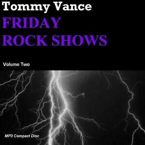 Pirate Radio [Not] Tommy Vance Rock Voume Two Listen In Your Car