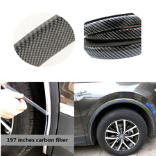Car Accessories Fender Flare Extension Wheel Eyebrow Moulding Trim Wheel Sticker