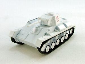 T-70 Soviet Scout Light Tank USSR 1941 Year 1/72 Scale Diecast Model Tank