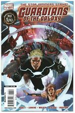 Guardians Of The Galaxy 13 2nd Series Marvel 2009 NM War Of Kings