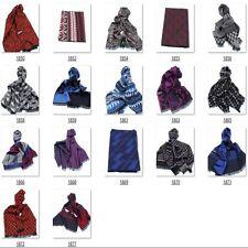 Herren-Schals & -Tücher aus Viskose/Rayon mit geometrischem Muster