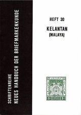 Die Briefmarken von Kelantan (Malaya) Straits Settlements stamps Malaysia sellos
