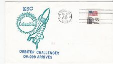 Orbiter Challenger Ov-099 Arrives Cape Canaveral, Florida Uly 5, 1982