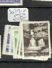 LEBANON  (PP0106BB)  SG 713-721    MNH