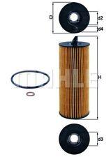 MAHLE Ölfilter OX 361/4D Filtereinsatz für BMW E87 E91 E90 E60 E81 E84 E82 X1 X3