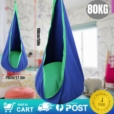 Kid Spider Web Swing Hammock Chair Seat 150cm Outdoor Rope Tree Playground Toys