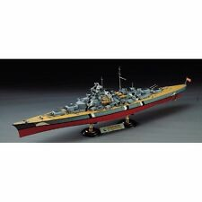 Academy German Bismarck Battleship 1/350 scale model ship kit new 14109