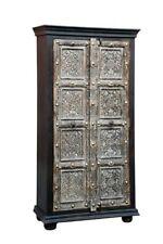 Orientale marocchini ARMADIO GUARDAROBA ARMADIO tavole legno massiccio