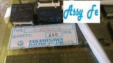 2 pcs x VS-48STBU-5-IM2 RELAY-5PIN-RELE-48VDC1/3HP,120V/240VAC 10A,24VDC/240VAC
