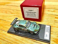 1/43 built PM Provence Miniatures kit ASTON MARTIN DBR9 lemans 2005 amr bbr