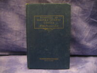 Used Handbook of United States Coins with Premium List Nineteenth Edition 1962