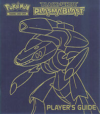 POKEMON BLACK AND WHITE PLASMA BLAST PLAYERS GUIDE
