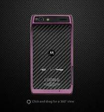 Motorola Droid Razr Purple Dummy