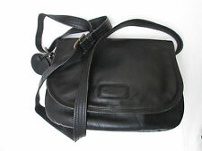 -AUTHENTIQUE   sac  besace  PICARD  cuir  TBEG vintage bag