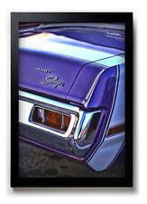 1970 Dodge Dart Swinger 340 Photo Print 13x19 Mancave Art 440 Poster Mopar GTS