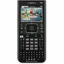 Texas Instruments Ti-Nspire Cx Cas Handheld Graphing Calculator