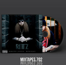 Rittz - White Jesus Revival Mixtape (CD/Front/Back/Tracklist)