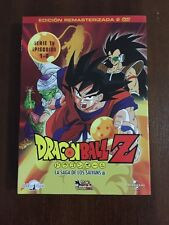 DRAGON BALL Z VOL 1 - 2 DVD CAPS 1 A 8 - 200 MIN - REMASTERIZADA SIN CENSURA
