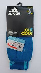 Adidas Terrex Out Door Allround Socks Size 43-45 EU / UK 9-10.5