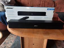 Bose Solo 5 TV Soundsystem