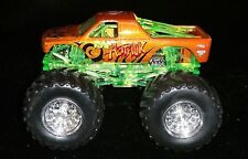 Hot Wheels Monster Jam Rap Attack Truck Loose 1:64 1/64 - See Pics Mattel