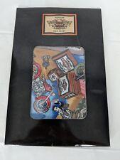 Harley Davidson Motorcycle Scaf Silk Nostal 98501-94V