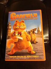 Garfield A Tail of Two Kitties Used DVD