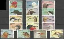 Timbres Oiseaux Tuvalu 468/83 ** lot 28241 - cote : 25 €