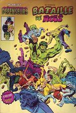 Les Défenseurs N°5 - Bataille de Rois - Arédit-Marvel Comics - 1982 - BE