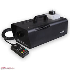 Visual Effects 1000w Fogger with Timer Remote + Had A Removable Tank