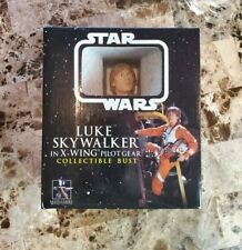 Luke Skywalker X-Wing Pilot Collectible Bust /7500 STAR WARS Gentle Giant MIB