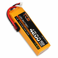 11.1V 3S 4200mAh 25C LiPO Battery T-plug Burst 40C RC model Aircraft Lipolymer