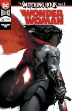 WONDER WOMAN #56 FOIL ENHANCED COVER WITCHING HOUR TYNIONIV LUPACCHIINO 102418