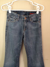 Citizens of Humanity Denim Blue Jeans Faye #003 Size 25 Low Waist Full Leg