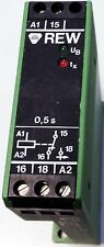 Relais timer, BTR REW, 230V AC S1027. 10