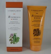 L'ERBOLARIO after SUN fluid REFRESHES 200 ml la shower mint and cucumber