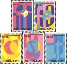 Suriname 896-900 (complete issue) unmounted mint / never hinged 1980 Easter