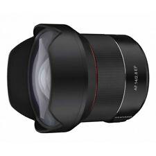 Samyang AF 14mm F2.8  EF Autofocus for CANON EOS  Full Frame Gar. FOWA 5 Anni