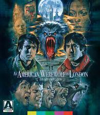 An American Werewolf in London Blu-ray 2019 Special Edition David Naughton Jenny