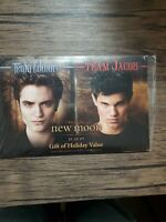 Twilight New Moon Gift Of Holiday Value Book Burger King Special