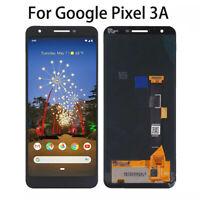 Für Google Pixel 3a Display Full OLED LCD Touch Screen Ersatz Reparatur Schwarz@