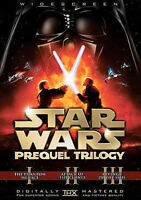 Star Wars Prequel Trilogy (DVD, 2008, 6-Disc Set, Checkpoint Sensormatic...