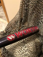 "WORTH POWERFLEX YOUTH LITTLE LEAGUE BASEBALL BAT 28"" 21 Oz -7 ALUMINUM ALLOY"