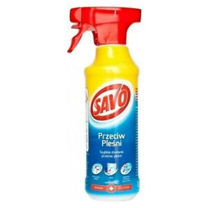 Savo Agains Mildew and Mould SPRAY 500ml