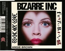 Bizarre Inc Featuring Angie Brown - Took My Love - CD Single
