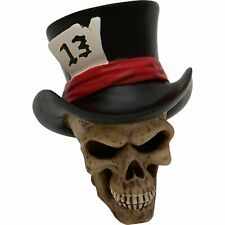 13 Hatter Skull Custom Shift Knob and Topper VPASN06008 vintage parts usa custom