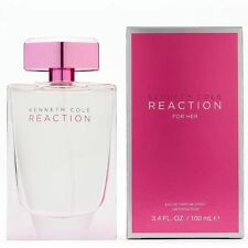 REACTION BY Kenneth Cole *WOMEN'S perfume* EDP 3.4 oz *NEW IN BOX SEALED* NIB