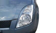 RDX Scheinwerferblenden Set ABS schwarz für Suzuki Swift MZ/EZ 2005-2010