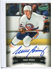 "2006-07 PARKHURST MIKE BOSSY SP ""NEW YORK ISLANDERS"" AUTOGRAPH AUTO"